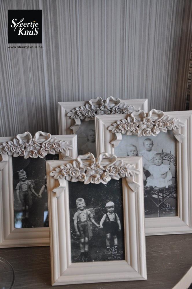Fotolijsten Clayre & Eef   10x15cm, 13x18cm