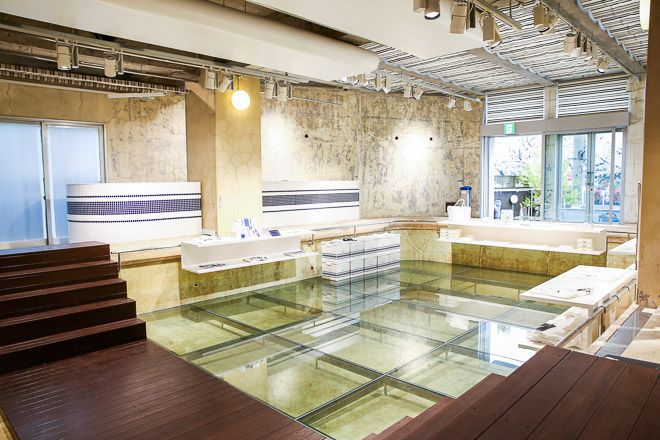 the-pool-aoyama store