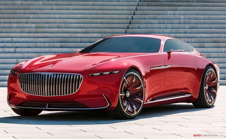2016 Vision Mercedes-Maybach 6 Concept