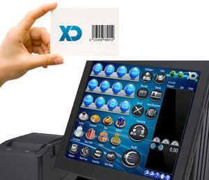 http://comprar-xdrest.com/xddisco SISTEMA DE TARJETAS ON LINE Sistema tradicional de tarjetas con banda magnética o código de barras