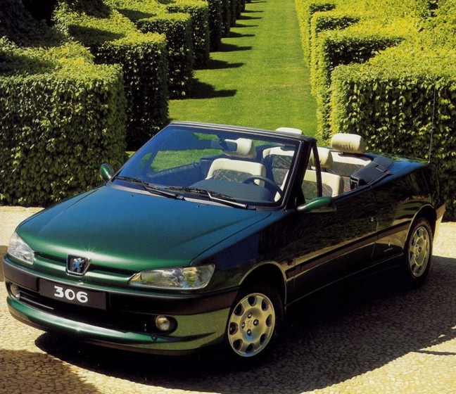 25 best images about peugeot 306 cabriolet on pinterest. Black Bedroom Furniture Sets. Home Design Ideas