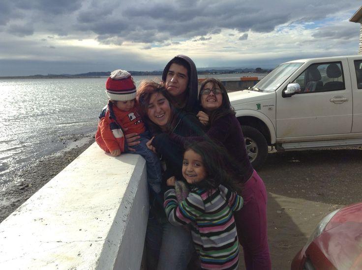 Sobrinos puerto Saavedra IX reg
