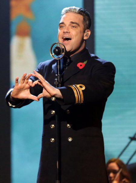 Robbie Williams - Swings Both Ways Tour 2014