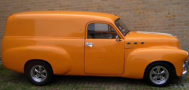 FJ Van