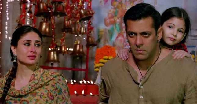 Bajrangi Bhaijaan's first song to be released with this film