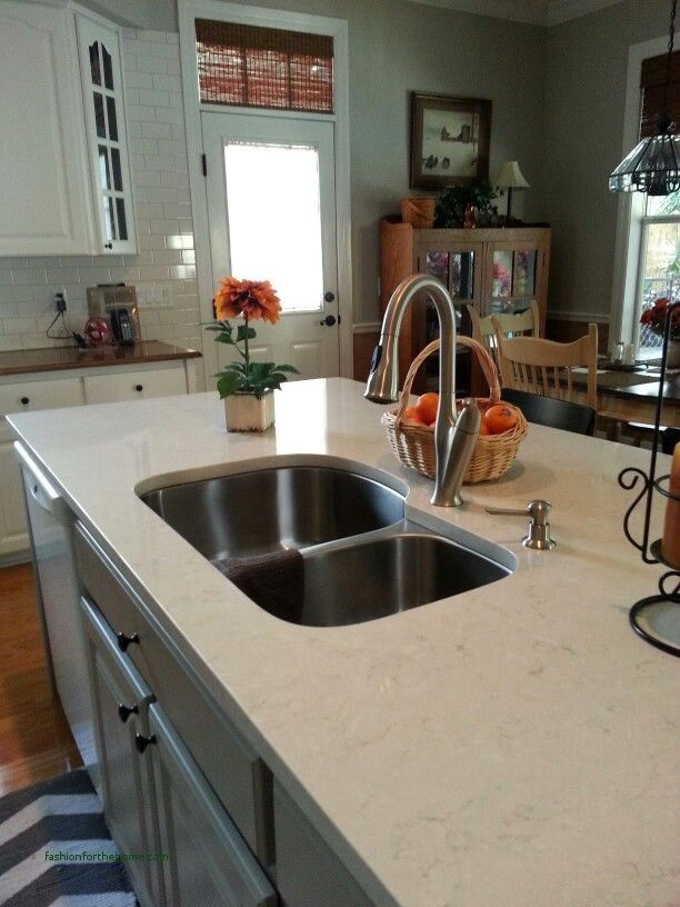 Granite Countertops Home Depot Brilliant Silestone Quartz Snowy