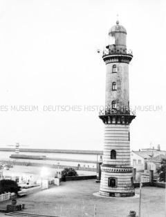 Rostock-Warnemünde, zwischen 1960 und 1965, Foto Martin Schmidt