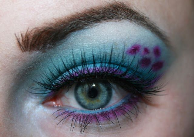 Enchanted Makeup: Disney Series: Sully - Monsters University!