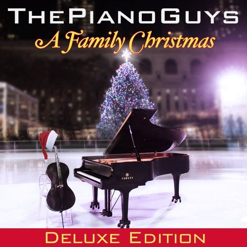 I love the Piano Guys guys, this Christmas CD has to go on my wish list.