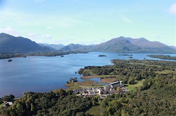 Lake Hotel - Killarney. Our favorite hotel of the trip! Great view of lake and mountains from our balcony. Summer 2013