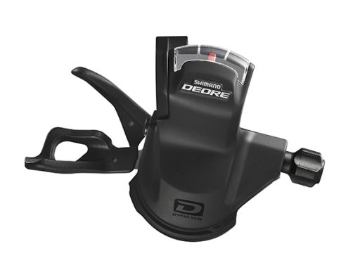 Shimano Deore SL-M610 Mountain Bike Shifters 10-speed Black inc. Inner and Outer Cables | Aderto Cycles