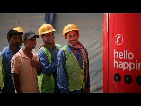 Coca-Cola Hello Happiness