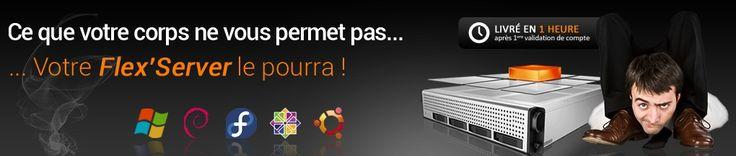 Un VPS (serveur virtuel) à petit prix chez Express Ikoula