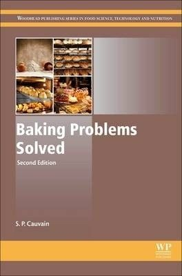 Kuvaus: Kirja tuo ratkaisuja koko leivonta- ja paisto-prosessien ongelmakohtiin.