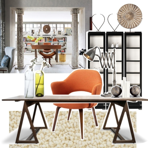 Repin If You Wish Your Home Office Looked Like This