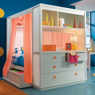 Yes..I know its a tween bedroom but I love it!