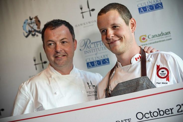 HAWKSWORTH YOUNG CHEF Competition 2014