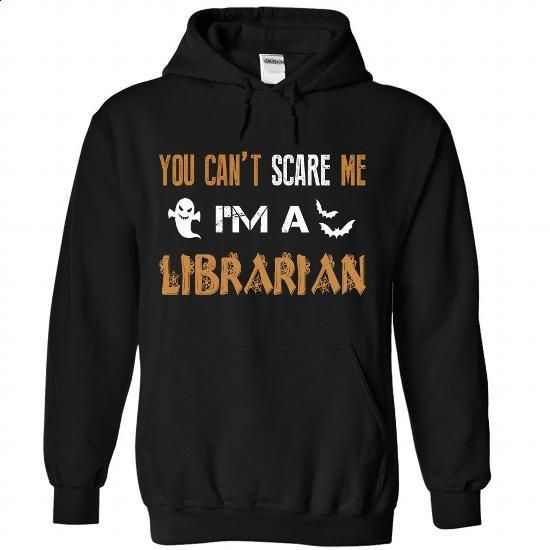 Halloween For Librarian - #sweatshirts #offensive shirts. ORDER NOW => https://www.sunfrog.com/No-Category/Halloween-For-Librarian-7202-Black-Hoodie.html?60505