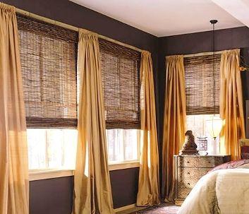 бамбуковые шторы - Поиск в Google