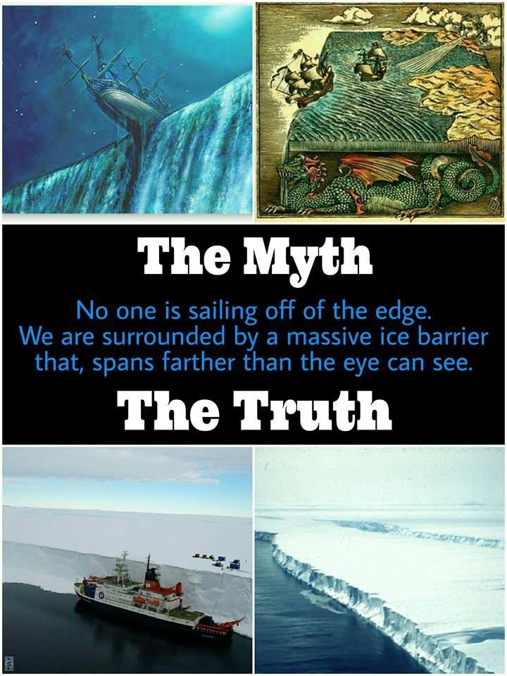 Research: Admiral Byrd. Research: world maps, the continents are all wrong. Research: early map makers and explorers who sailed the Antartica- for months, and how their compasses did not work correctly. NASA is a bullshit CGI filmed art production. Rockets that people are setting off with GoPros are hitting a liquid dome, they are not exploding from a radiation shield they simply stop and fall back to earth. Inform yourselves. Research in your own time. Believe nothing.