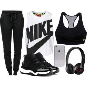 Joggers & Jordans