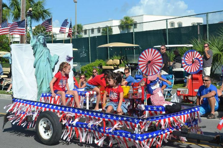 4th of july parade history