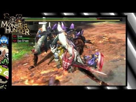 Monster Hunter Ultimate 4 - Spiders!