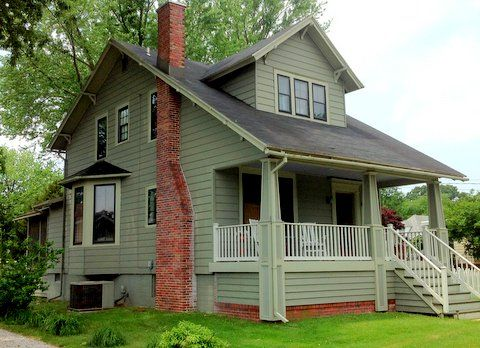 House Paint Colors And Trim