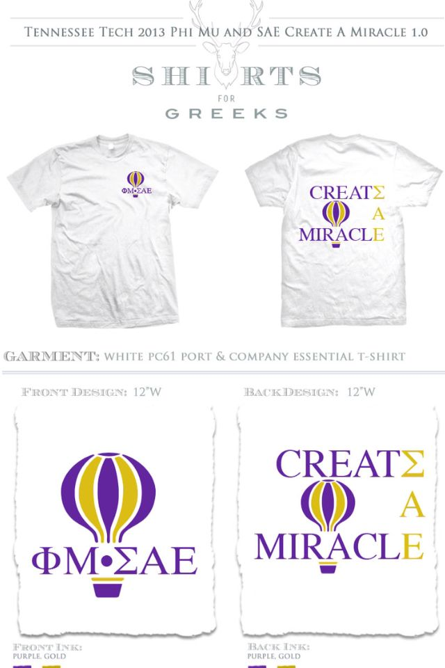 Phi Mu et SAE LOVE CMN du Tennessee Tech! ♥  – Cooler