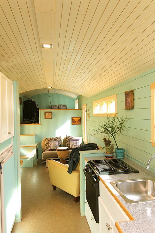 32 foot gooseneck tiny house mitch craft tiny homes colorado through home