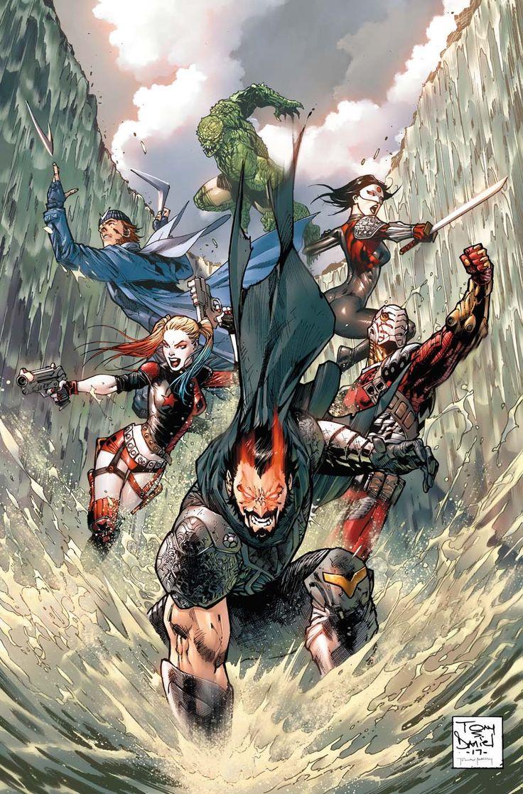 DC Universe presents : : Suicide Squad ❖