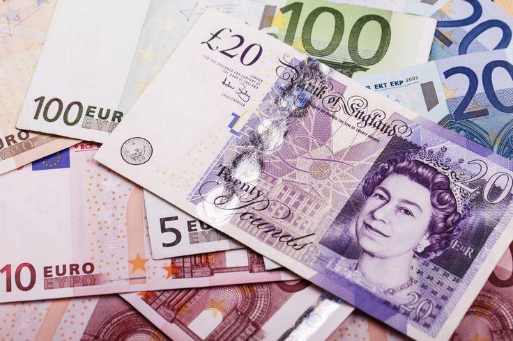 Евро Купюры Деньги currency paper