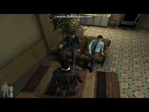 Прикол в Max Payne 2