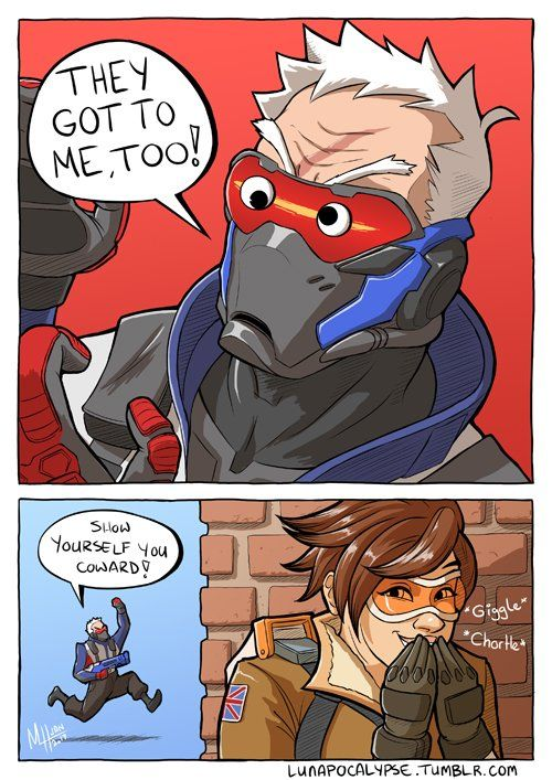12 New Overwatch Fan-Comics to Put a Smile On Your Face