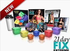 21 Day Fix EXTREME Workout Program