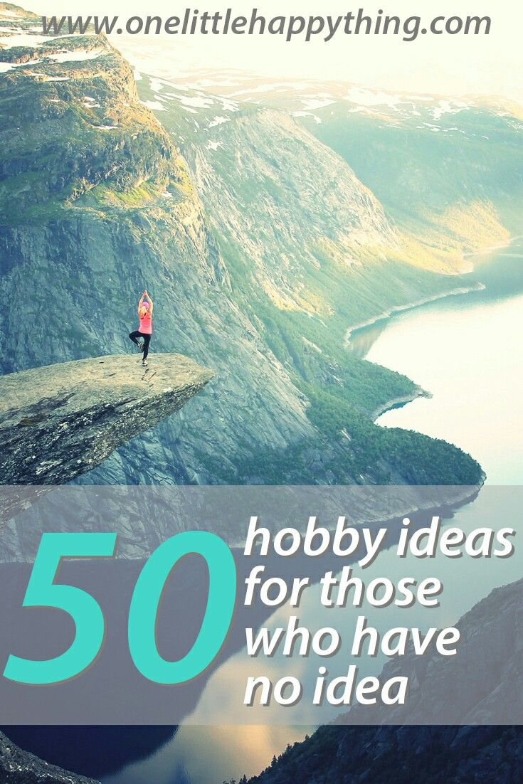 Best Hobbies Self Improvement