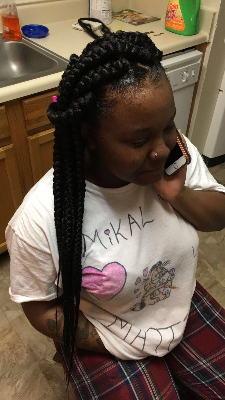 Best 25 Poetic Justice Braids Ideas Only On Pinterest