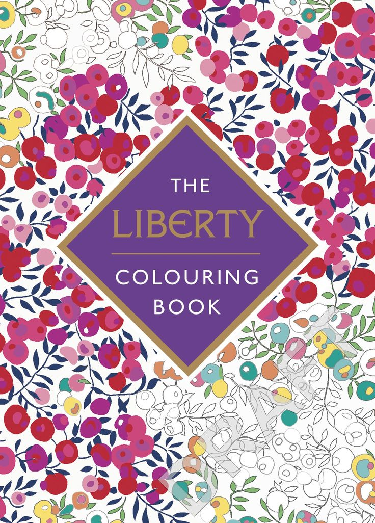 Enchanted Forest See More The Liberty Colouring Book