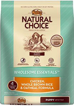 Printable Rebate Forms: FREE 15 lb. Bag of Nutro Natural Choice Dog Food!