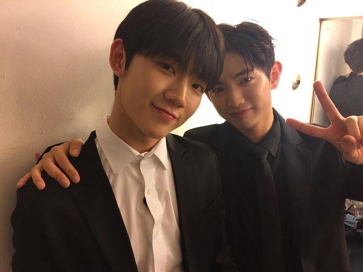 Lee Euiwoong & Ahn Heongseop