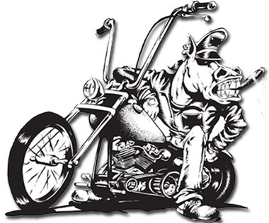Delightful The Horse Backstreet Choppers Magazine Supports The ROAD 2 SMOKE OUT DVD...  Preorder