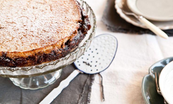 Jáhelník se švestkami a jablky | KITCHENETTE