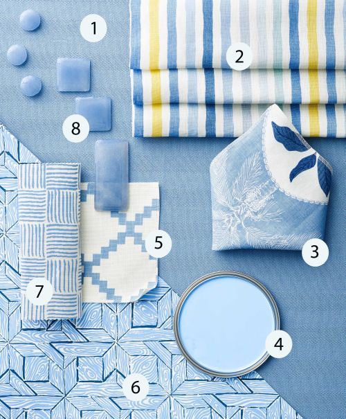 Color Of The Moment: Periwinkle Blue