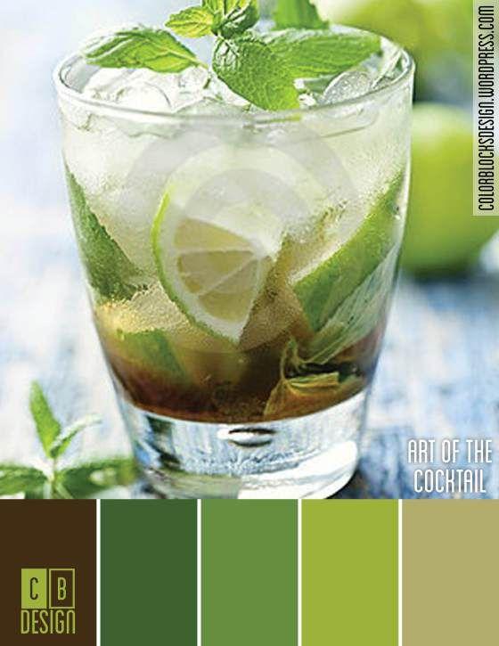 Art of the Cocktail   Color Blocks Design 9.4.12