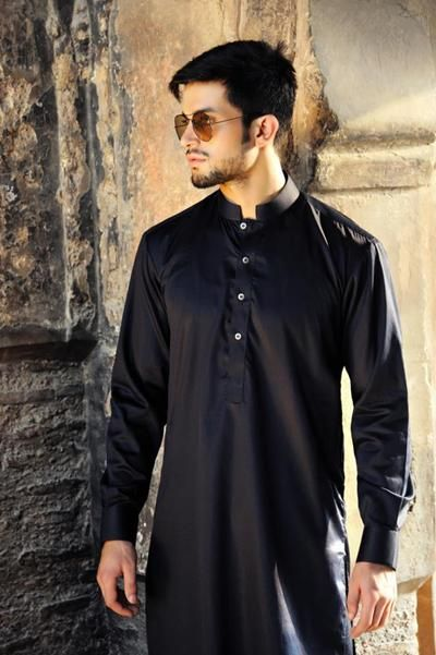Nothing is more attractive than a man in Shalwar Kameez.