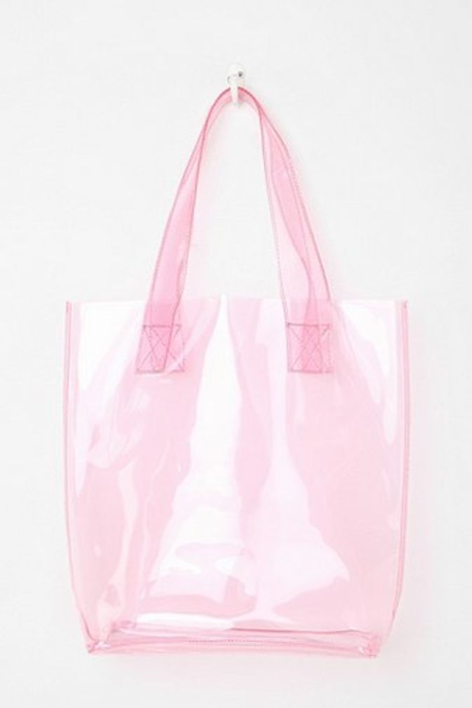 17 Best Ideas About Clear Tote Bags On Pinterest Fabric