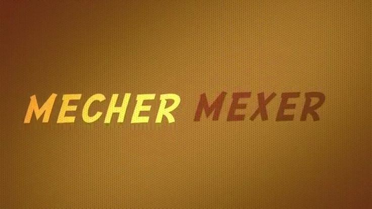 Mecher ou mexer?