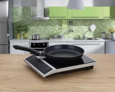 It's a portable stove top! SO awesome!