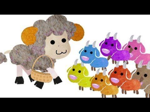 Los siete cabritillos. Cuentos cortos para niños