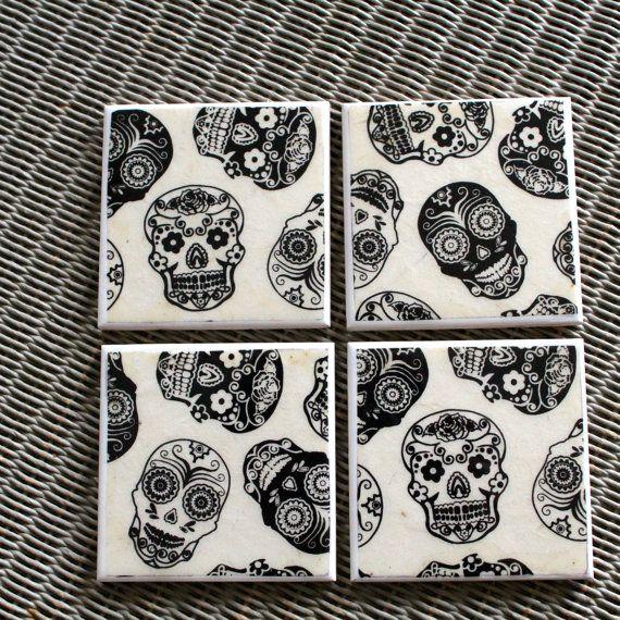 25 best ideas about sugar skull decor on pinterest